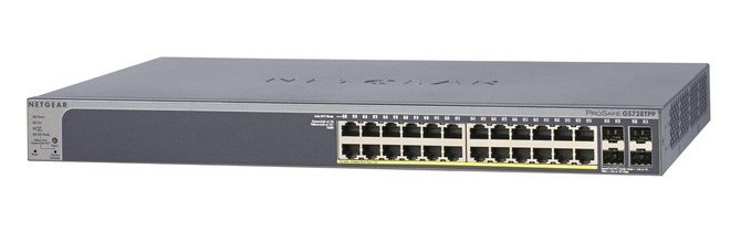 Netgear POE Switch - Managed Mac IT Services